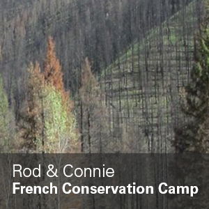 Rod and Connie French Conservation Camp