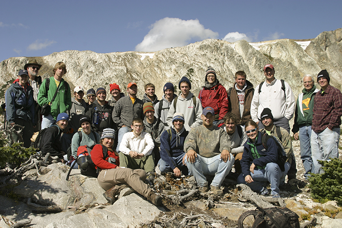 2005 forestry group
