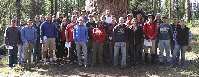 2014 forestry group