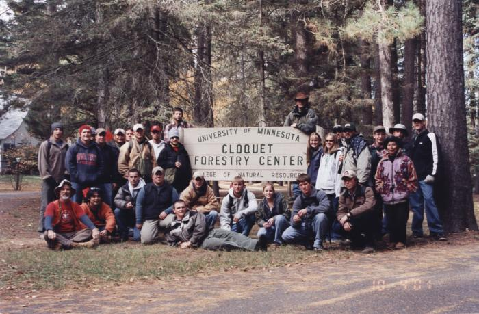 2001 forestry group