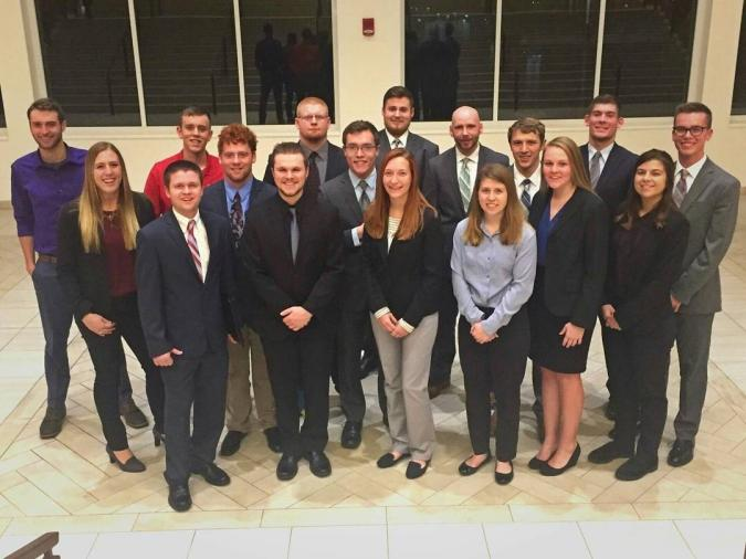 2017 ISU Society of American Foresters