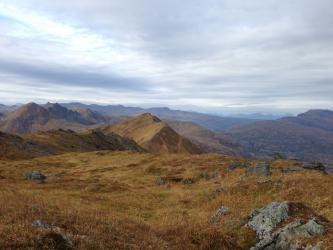 Barometer Mt Summit - Kodiak Island
