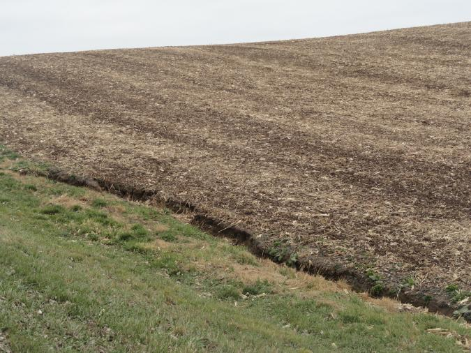 Challenge #1: Soil Erosion from Agricultural Fields | STRIPS