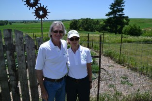 Steve Turman and Maggie McQuown on Resilient Farms